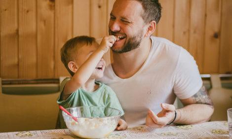 #PostaKidsGourmet: шеф-повар ресторана «Белуга» Антон Ковальков — о важности личного примера в воспитании вкуса у детей