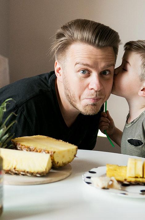 #PostaKidsGourmet: шеф-повар Buro TSUM Владимир Чистяков — о том, как уважать ребенка и привить ему здоровые привычки
