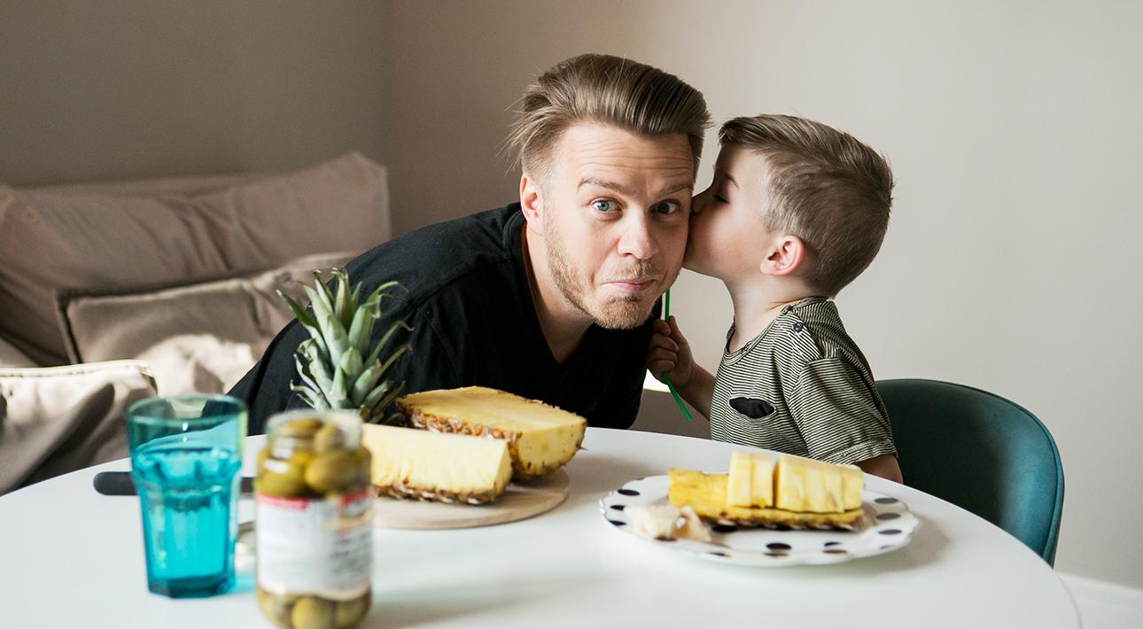 #PostaKidsGourmet: Владимир Чистяков — о том, как уважать ребенка и привить ему здоровые привычки