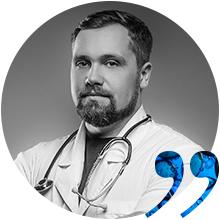 Александр Бурлаков,  врач-диетолог