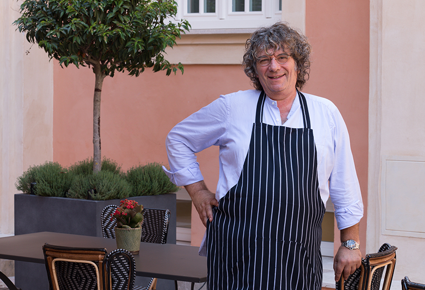Фульвио Пьеранджелини, бренд-шеф ресторанов Rocco Forte Hotels