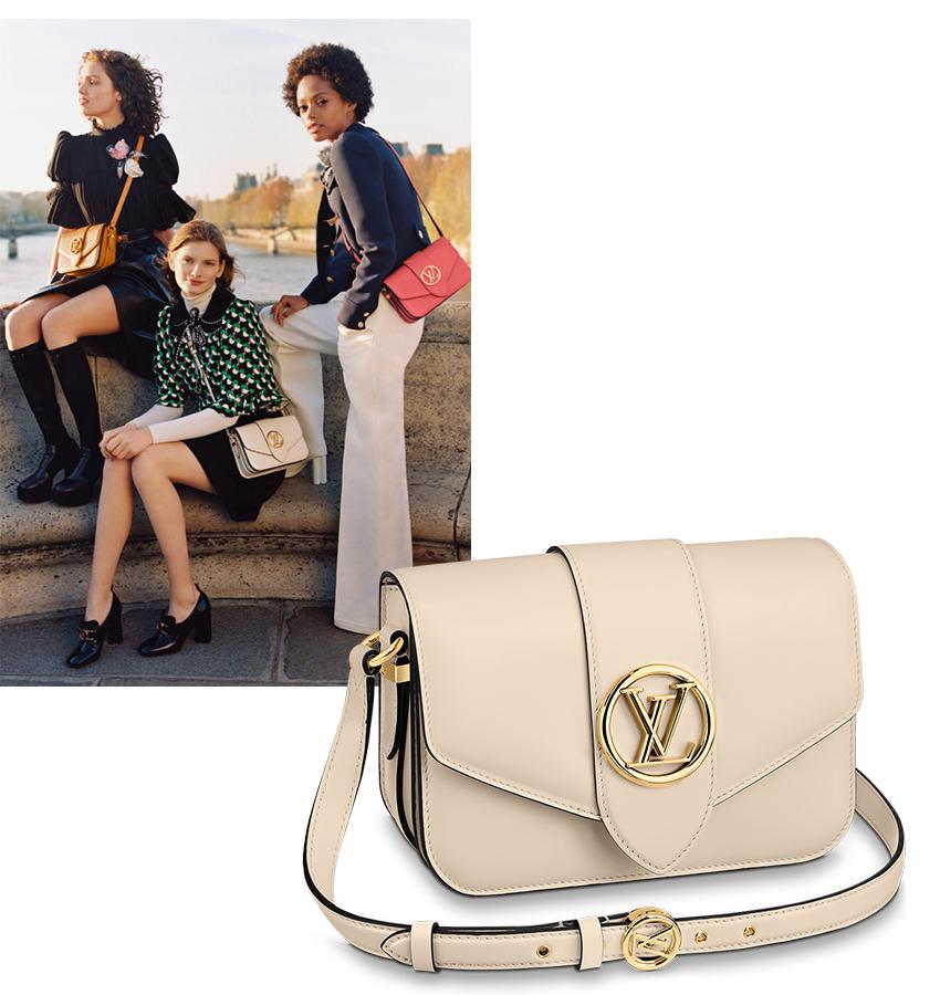 LV Pont 9 — новая модель сумки-мессенджера Louis Vuitton