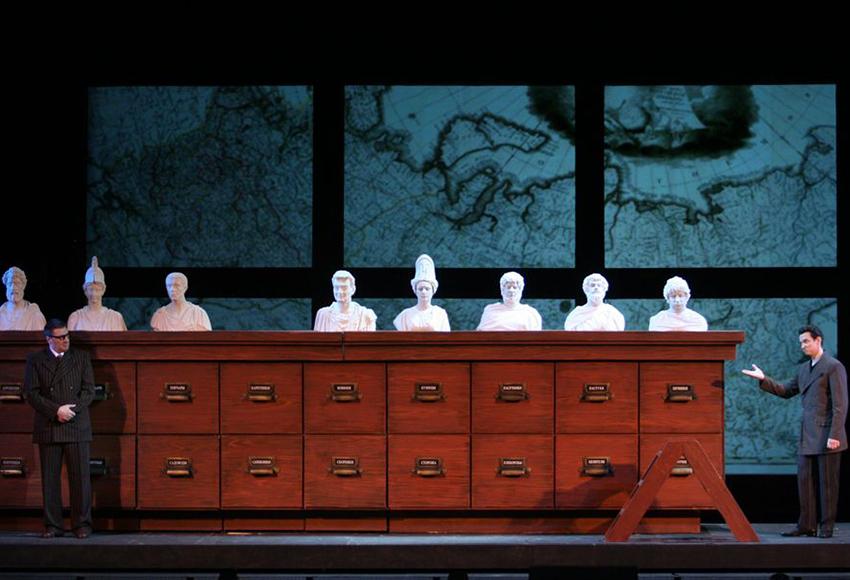 #ЧтоСмотретьОнлайн: опера Родиона Щедрина «Мертвые души» в Мариинском театре
