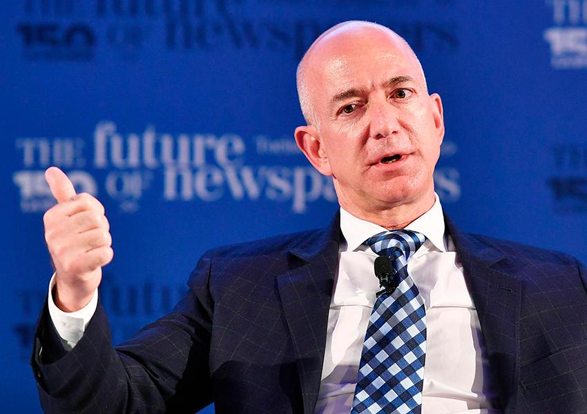 #PostaБизнес. К 2026 году Джефф Безос может стать первым в истории триллионером