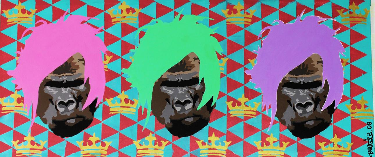 Stereo Boogie, Monkeys