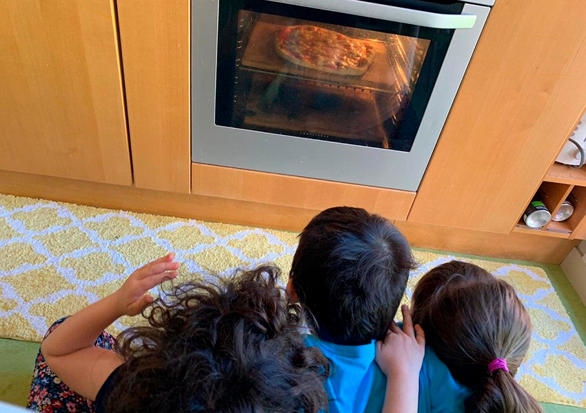 #PostaKidsGourmet: Лука Фантин, шеф-повар ресторана Bvlgari Il Ristorante, с детьми