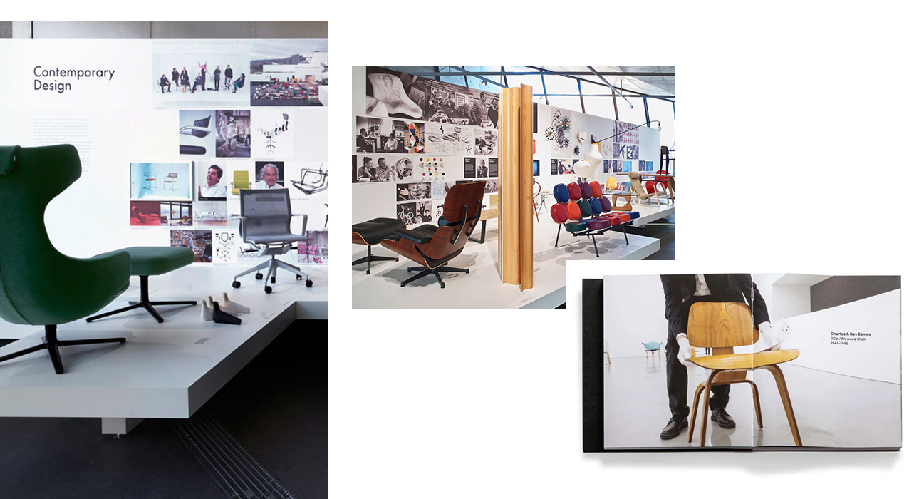 Швейцарская мебельная компания Vitra