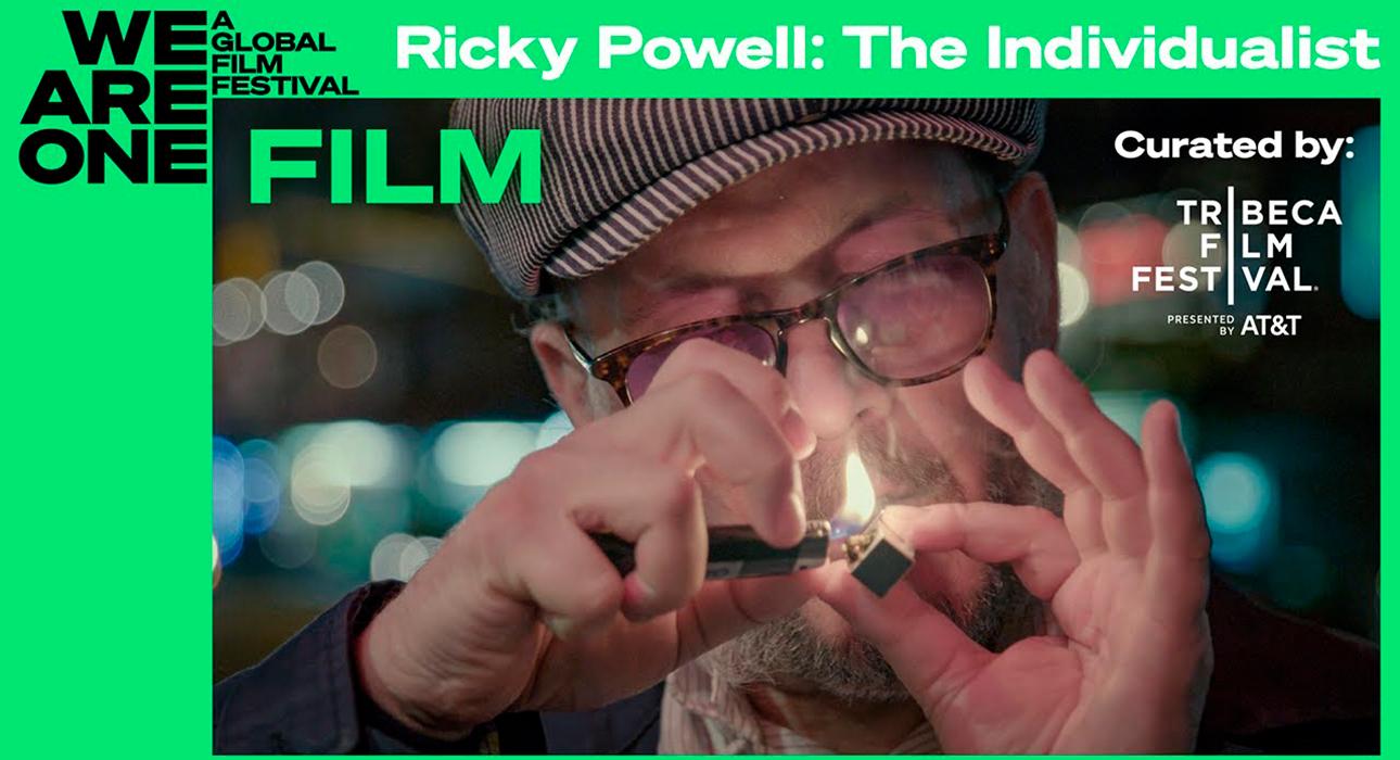 Ricky Powell: The Individualist — лента об уличном фотографе, прославившемся в 1980-х и 90-х гг., который гастролировал с американской рэп-рок-группой Beastie Boys