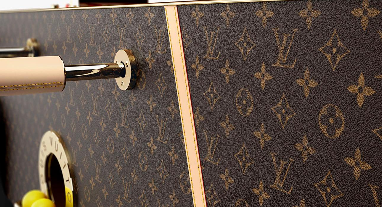 Le Babyfoot — настольный футбол Louis Vuitton