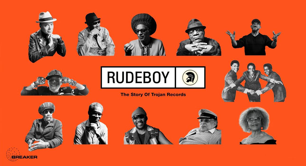Rudeboy: Story of Trojan Records — история британского звукозаписывающего лейбла, основанного в 1968-м году, специализирующегося на регги и ска-музыке.