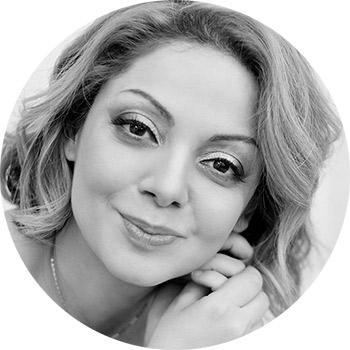 Анетта Орлова, семейный психолог, кандидат социологических наук, автор книг и радиоведущая