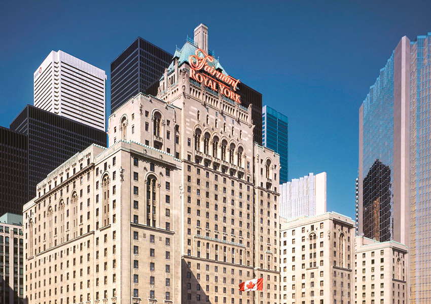 Fairmont Royal York (Торонто)