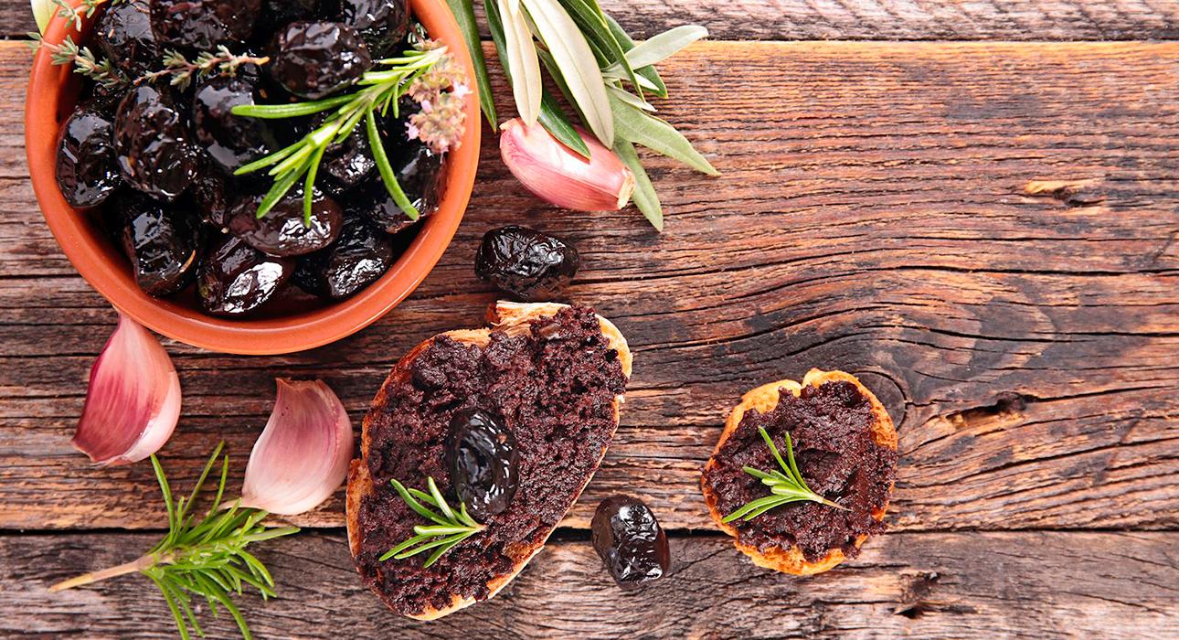 Рецепт мармелада из оливок