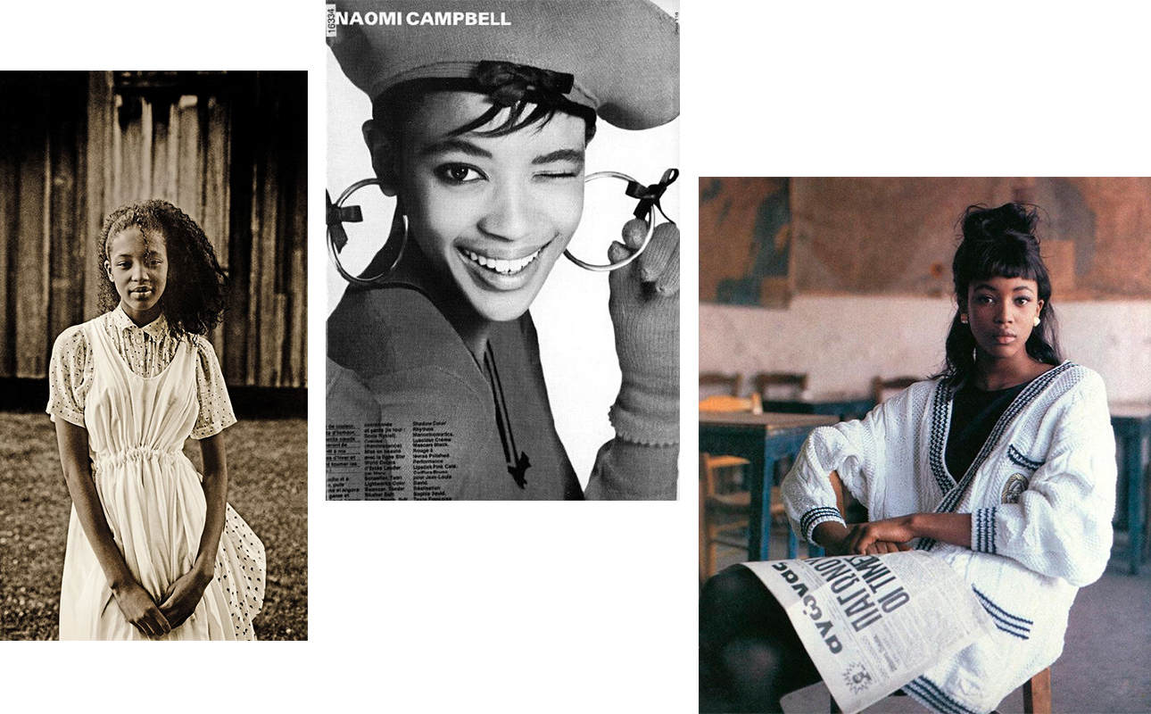 10 фактов о Наоми Кэмпбелл по случаю ее 50-летия