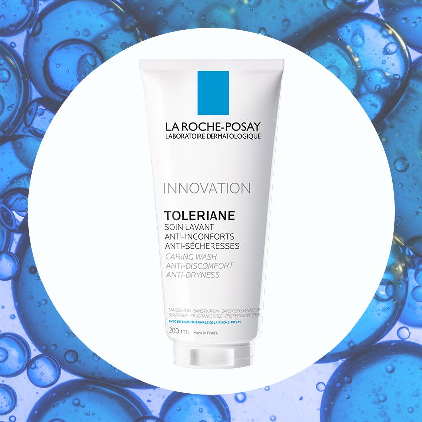 Очищающий гель-уход для умывания Toleriane Caring Wash, La Roche-Posay