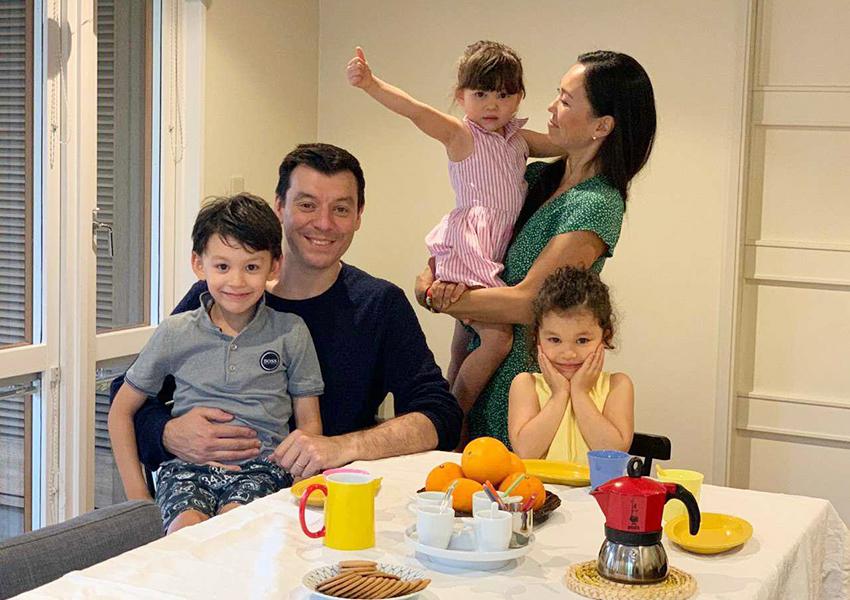 #PostaKidsGourmet: Лука Фантин, шеф-повар ресторана Bvlgari Il Ristorante — Luca Fantin — о том, как привить ребенку уважение к еде