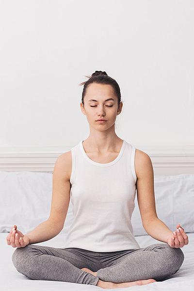 Шаг 5.  Медитируйте