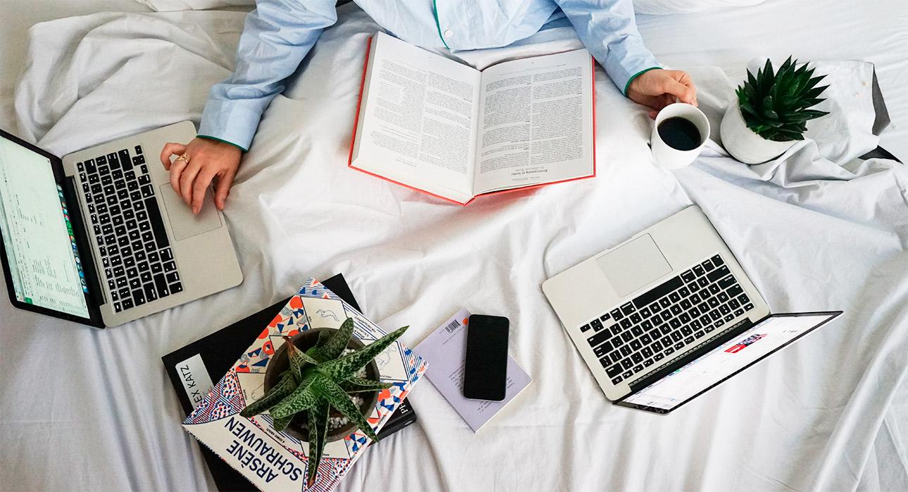 #PostaБизнес. Факты и мнения экспертов: «за» и «против» работы из дома