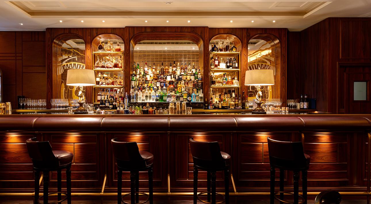Bar Americain из Hotel de Paris