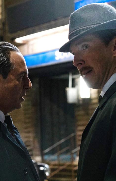 «Курьер»: когда выйдет новый фильм с Бенедиктом Камбербэтчем
