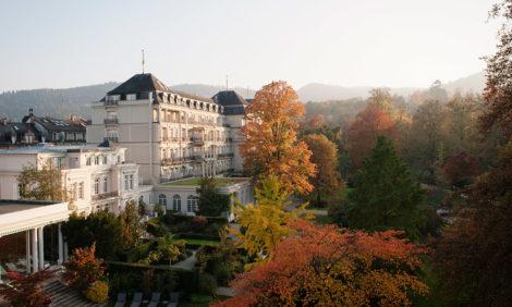 История одного отеля. Brenners Park-Hotel & Spa в Баден-Бадене: почти полтора века истории