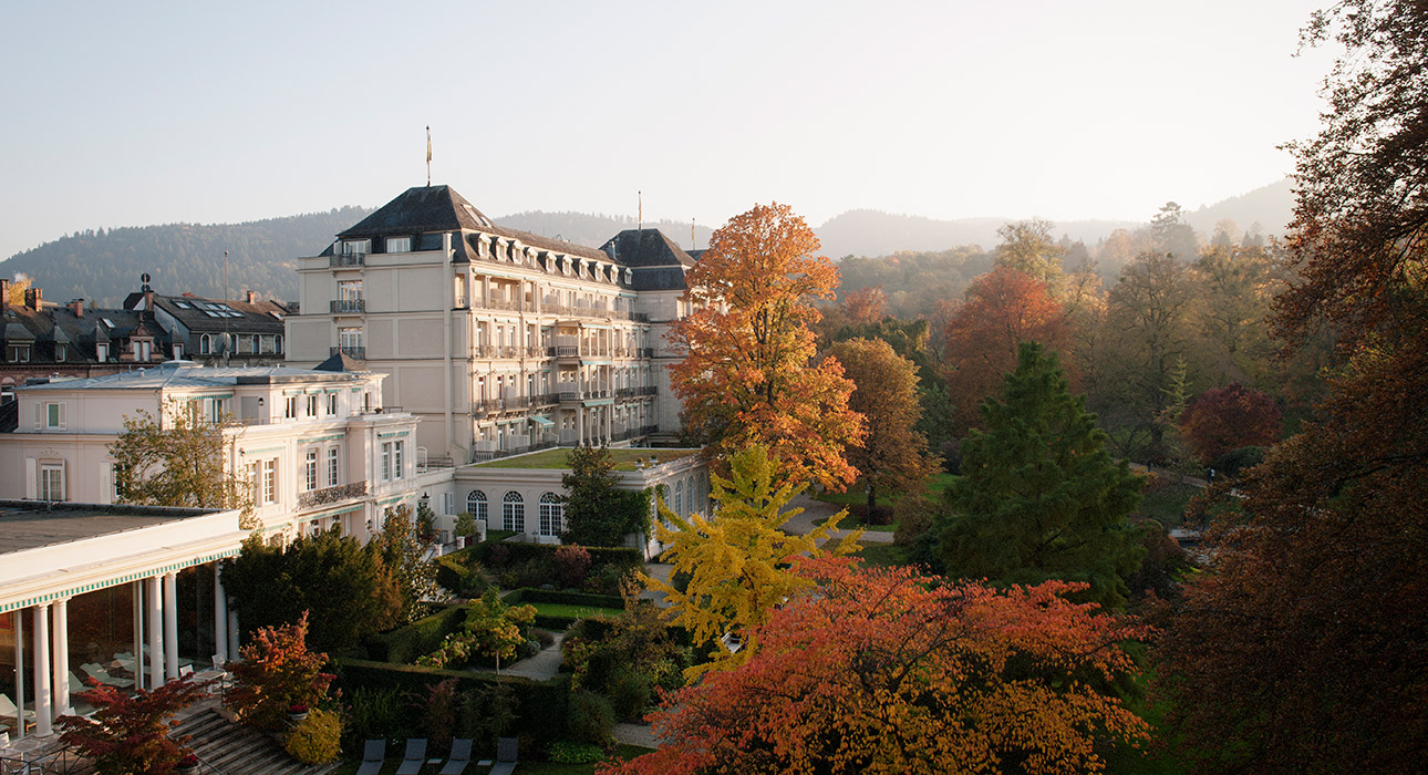 Brenners Park-Hotel & Spa в Баден-Бадене: почти полтора века истории