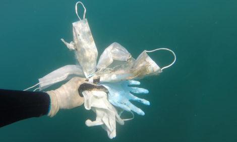 Медицинский мусор на земле и в воде: экологи бьют тревогу