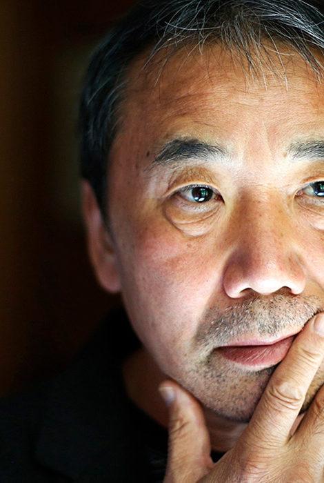 Харуки Мураками станет радиоведущим, чтобы поднять настроение нации