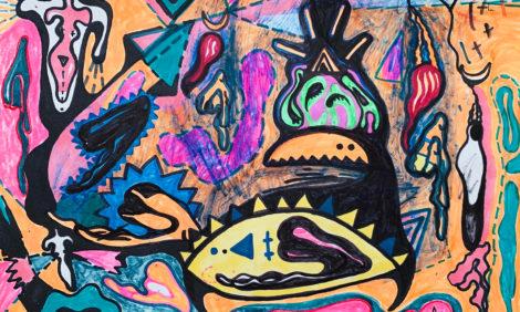 Макс Гошко-Даньков: «Я уверен, люди приходят изучить, что творится на земле русской среди художников»