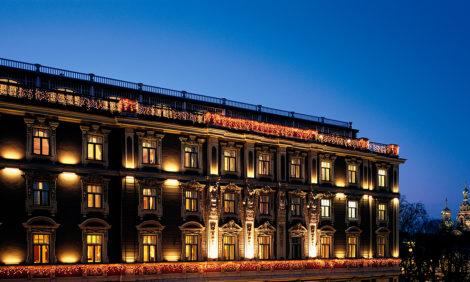 Предложение недели. Санкт-Петербург: белые ночи для двоих в Belmond Grand Hotel Europe