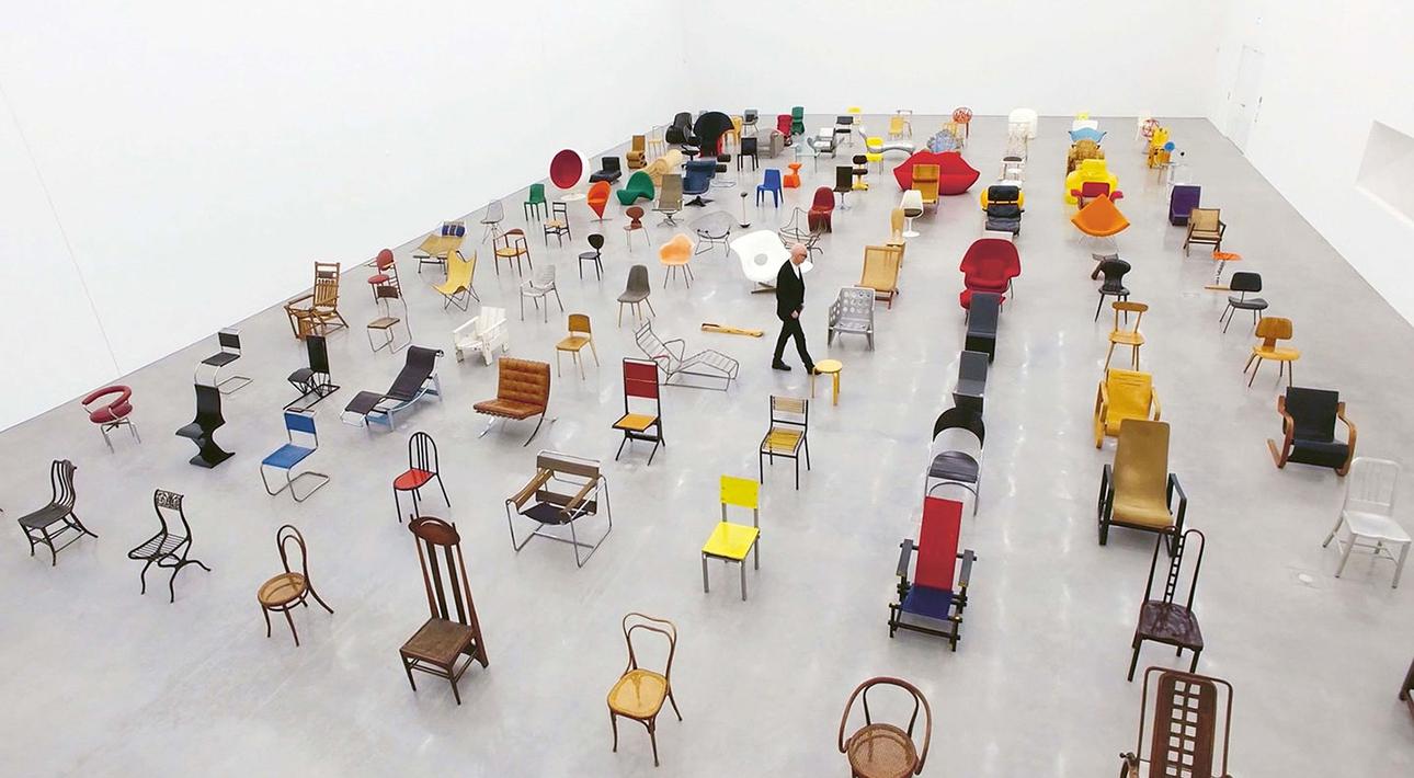 125 стульев: фильм об истории самого популярного предмета мебели выложен в сеть