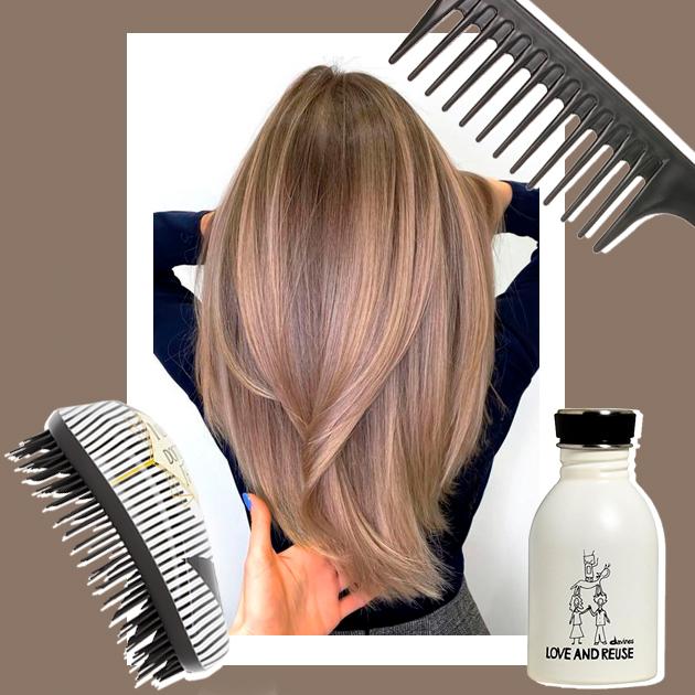 Новости салонов красоты: уходы для волос, выездное обслуживание и подарки