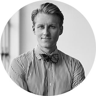 Расмус Пальсгард (@feinschmeckeren) — гастрономический журналист, специализирующийся на fine dining, винный обозреватель. Финалист проекта «Мастер шеф» — Дания 2016.