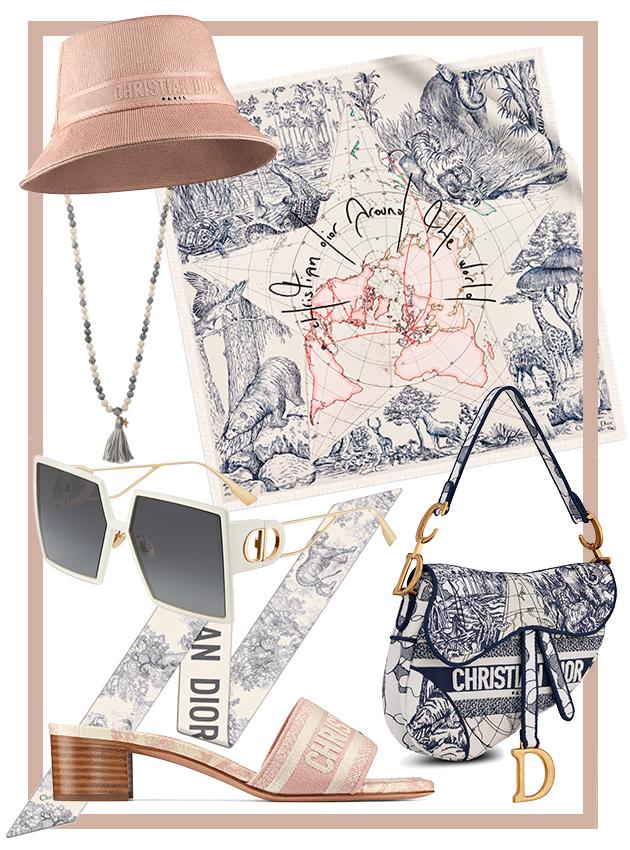 Новый pop-up-бутик Dior с пляжной коллекцией откроется в Yalikaval Marina