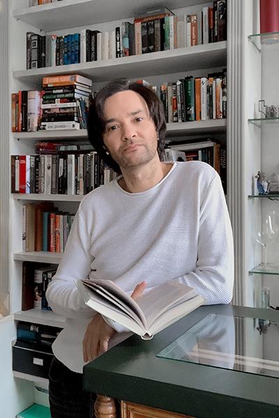 Писатель и журналист Александр Маленков