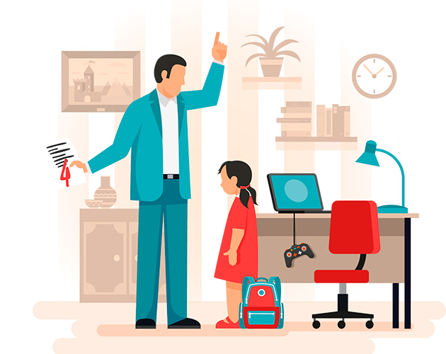#PostaKidsClub: гиперконтроль родителей ухудшает шансы подростка на успешные отношения и обучение