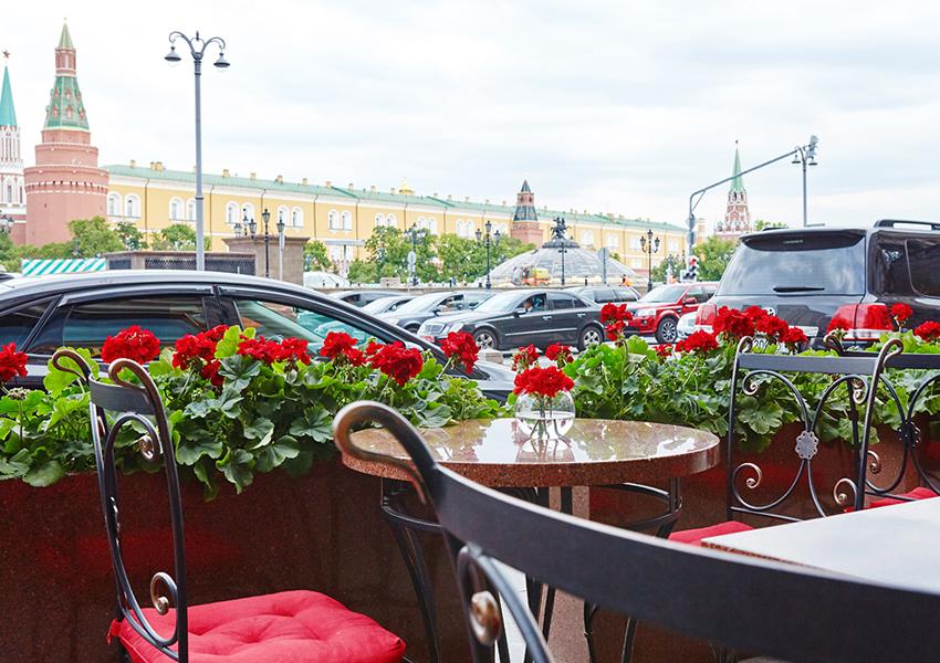 Гранд-кафе «Dr. Живаго»