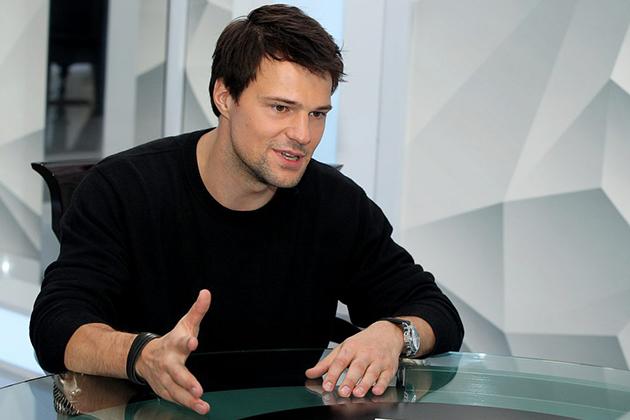 Данила Козловский, актер, режиссер, продюсер, куратор российского этапа конкурса и председатель жюри