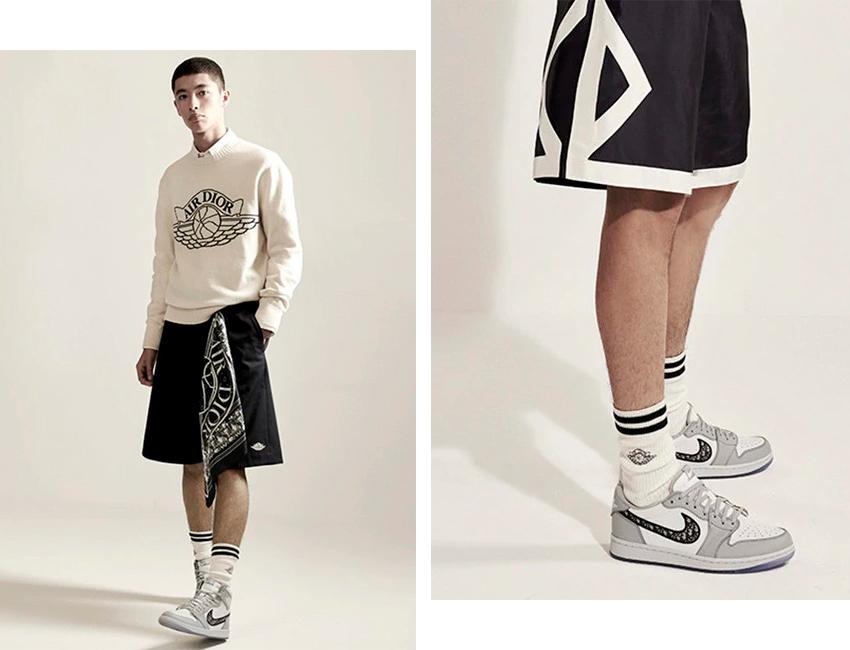 Must-Have: сникеры Air Jordan 1 High OG Dior, выпущенные ограниченной серией