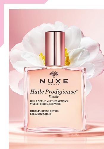Цветочное сухое масло Huile Prodigieuse Florale, Nuxe
