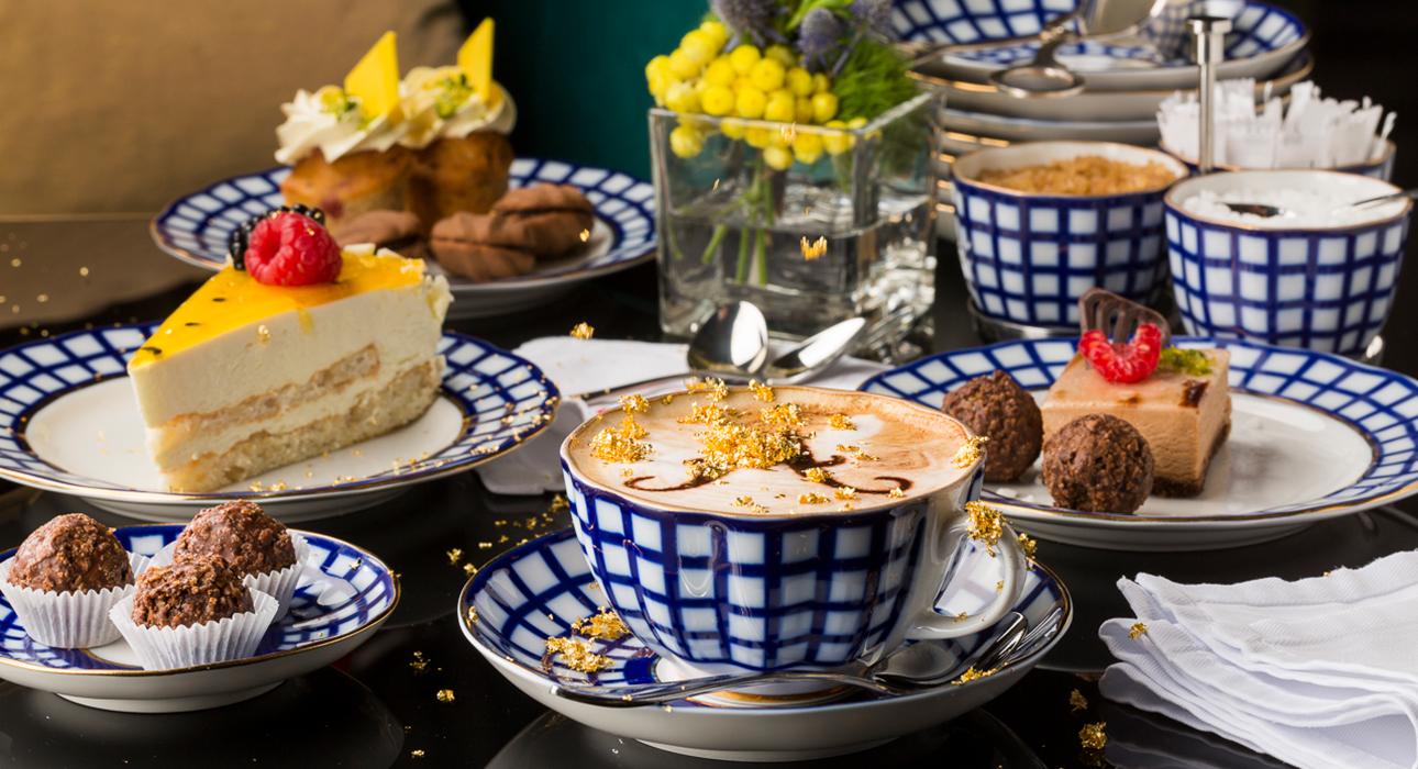 #ЧтоСмотретьОнлайн: отель «Астория» продолжает традицию The Late Afternoon Tea в новом формате