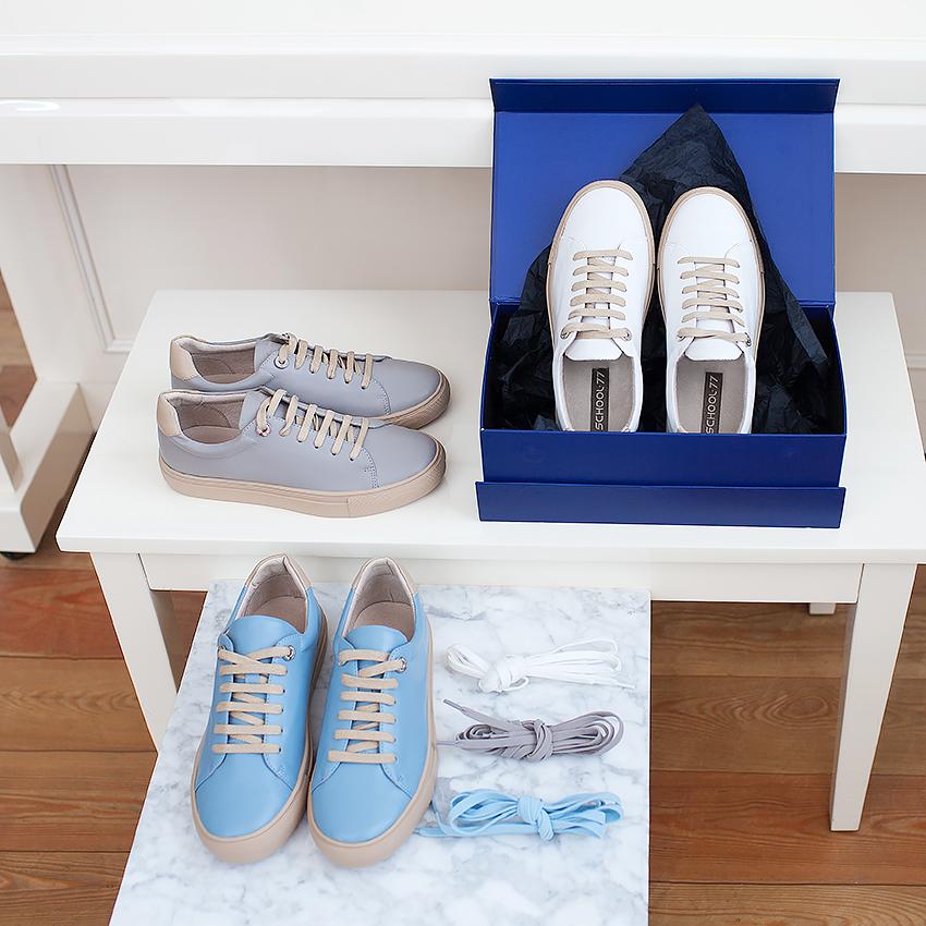 School-77 запустил программу переработки обуви