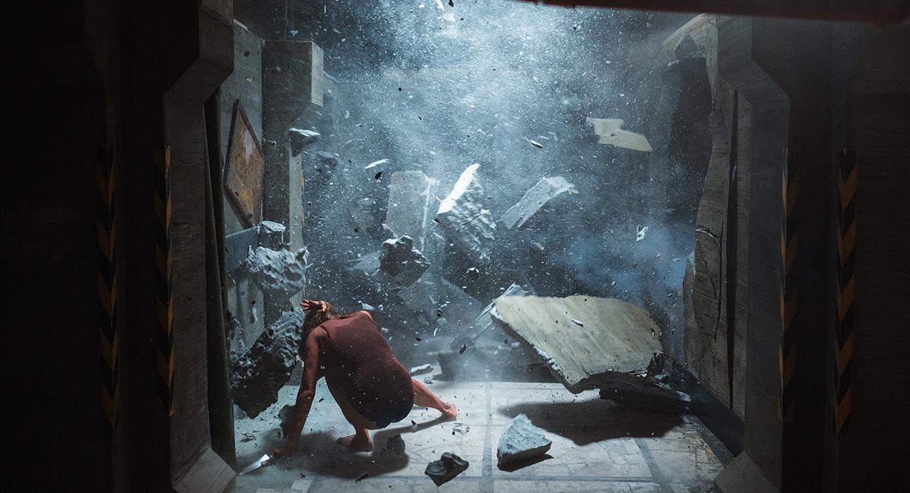 Кадр из фильма «Кольская сверхглубокая»