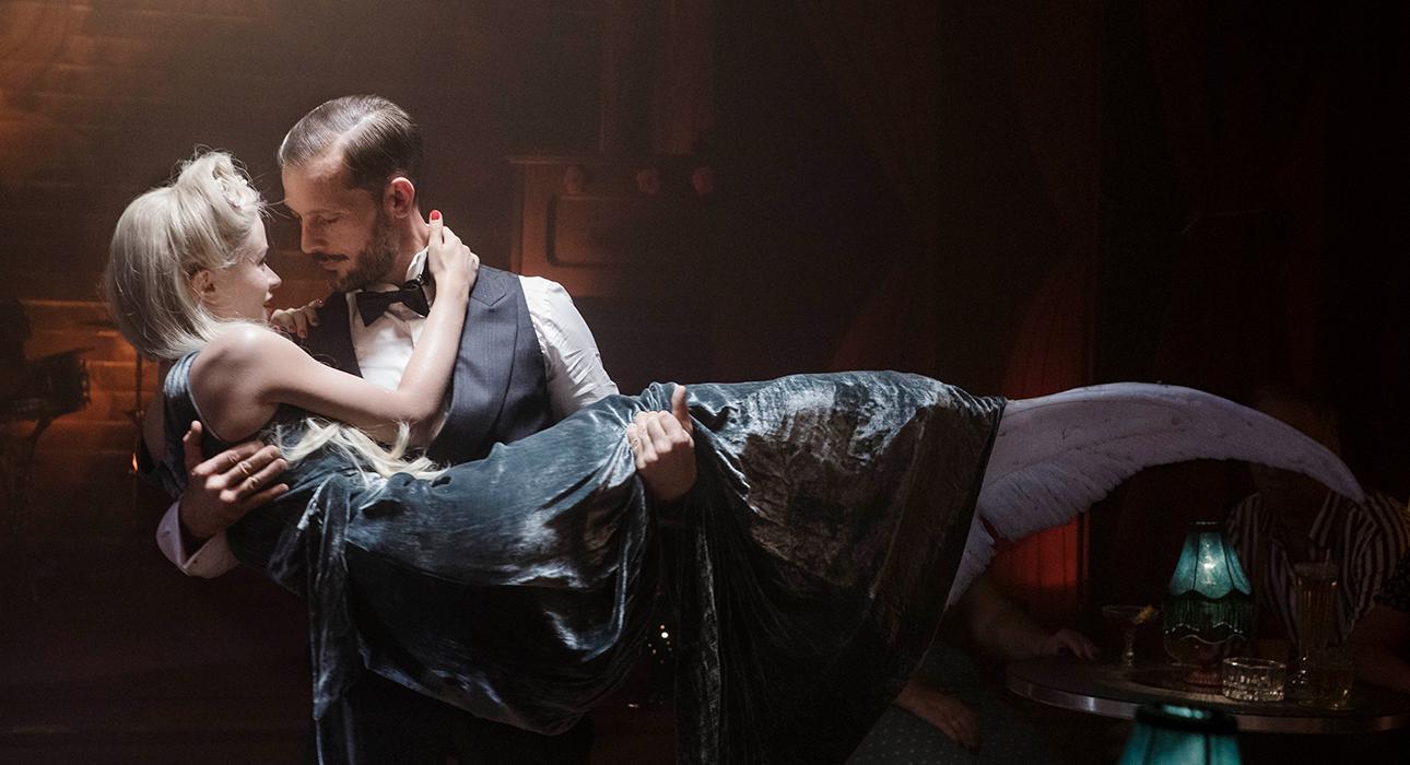 «Русалка в Париже» выходит в российский прокат