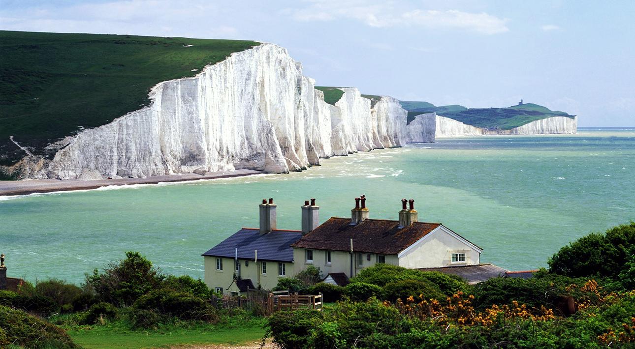 В Англии откроют самый длинный в мире пеший маршрут по всему побережью страны