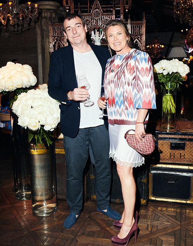 Сергей Забродин и Наталья Боброва