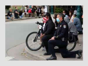 Протесты в США: фото, которые не публикуют официальные СМИ