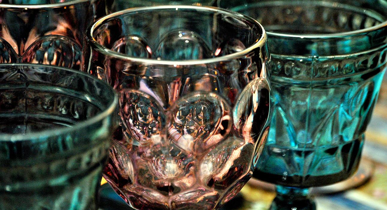Уход за винтажным стеклом — советы галериста