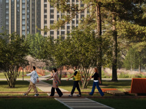Парк — легкие города: как ЖК Balance меняет наше представление об идеальном жилье