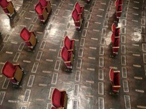 Как «Берлинер ансамбль» готовится ко встрече со зрителями